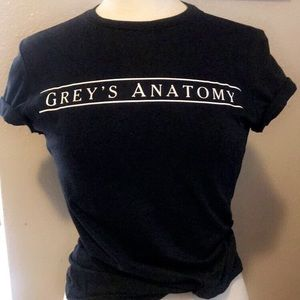 Grey's Anatomy shirt